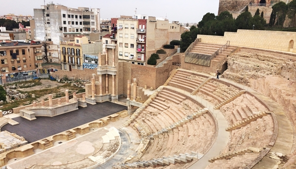 Cartagena, co warto zobaczyć w regionie Walencji?